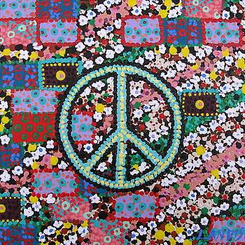 Flower Power by Denise Landis