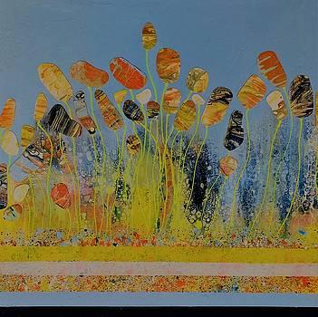 Flower Power by Ivy Stevens-Gupta