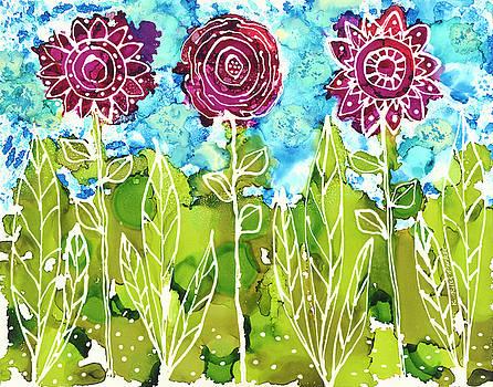 Flower Power by Kathryn Riley Parker