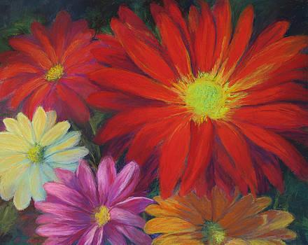 Flower Power by Vikki Bouffard