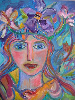Flower Princess by Marlene Robbins
