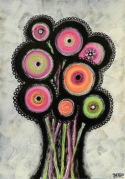 Graciela Bello - Flower series 1