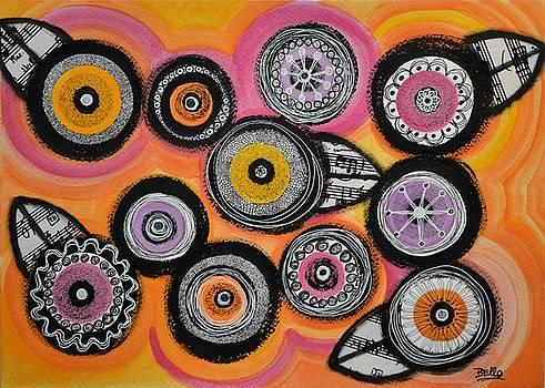 Graciela Bello - Flower series 10