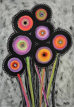 Graciela Bello - Flower series 6