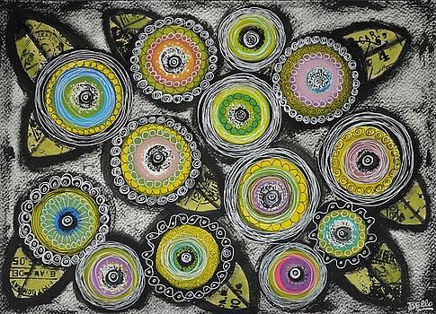 Graciela Bello - Flower series 7