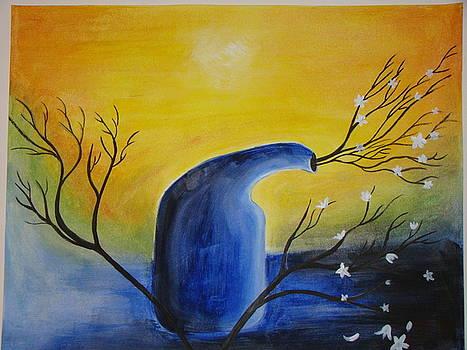 Flower Shed by Priyanka Mittal