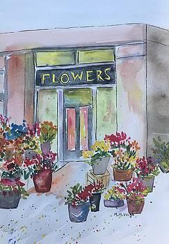 Flower Shop by Marita McVeigh