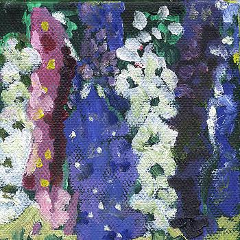 Flower Stock by Kathleen Barnes