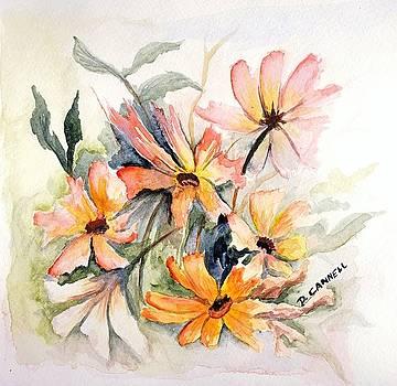 Flower study eighteen by Darren Cannell
