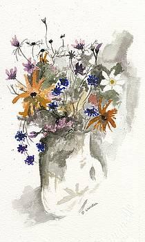 Flower study fifteen by Darren Cannell