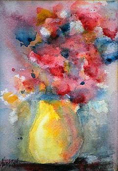 Flower Study II by Neva Rossi