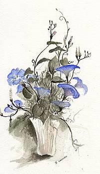 Flower study seventeen by Darren Cannell