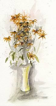 Flower study sixteen by Darren Cannell