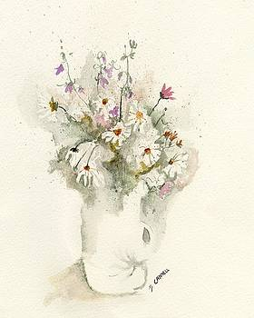 Flower study twelve by Darren Cannell