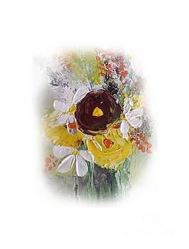 Flower Vase by Mantra Y