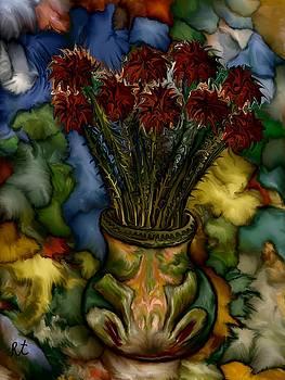 Flower Vase by Rafi Talby