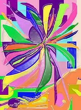 Flower Wrap by Julia Woodman