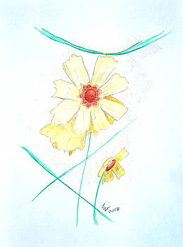 Flower78 by Loretta Nash