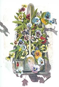 Flowerbox by Darren Cannell
