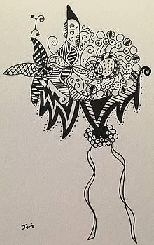 FlowerGoose Bunch by Iris Wong