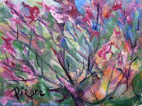 Flowering by Betty Pieper