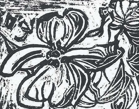 Flowering Dogwood by Elizabeth Briggs