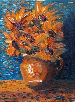 Flowerpot by Brian Hustead