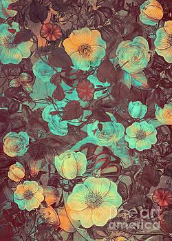 Justyna Jaszke JBJart - flowers 13 art