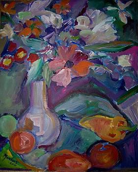 Flowers 3 by Marlene Robbins