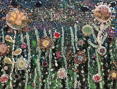 Flowers 6 by Sharon De Vore