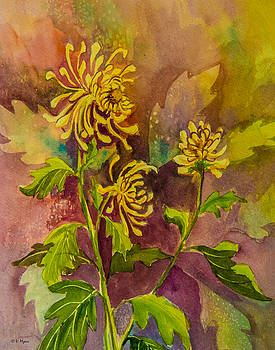 Tiger Mums by Vickie Myers