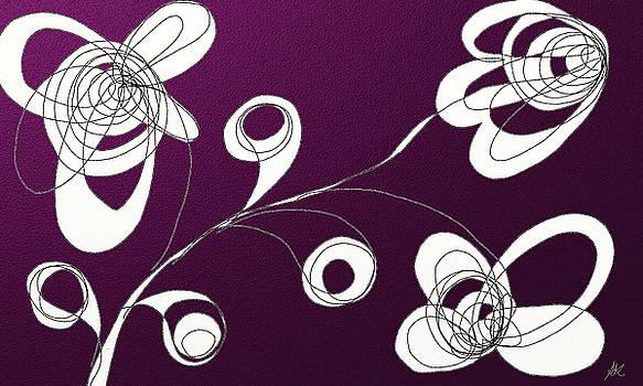 Flowers by Agnes Karcz