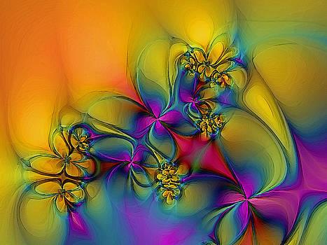Flowers by Alexandru Bucovineanu