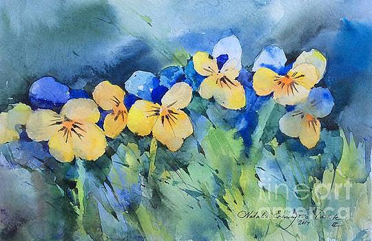 Flower's Beauty by Natalia Eremeyeva Duarte