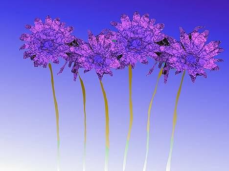 Flowers' Blues by Scott Smith