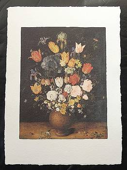 Flowers by Brueghel Jan