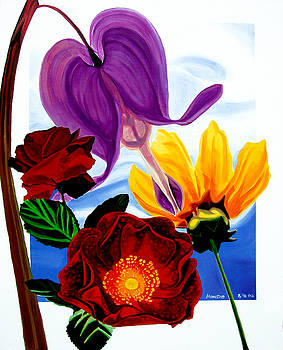 Flowers  by Che Hondo