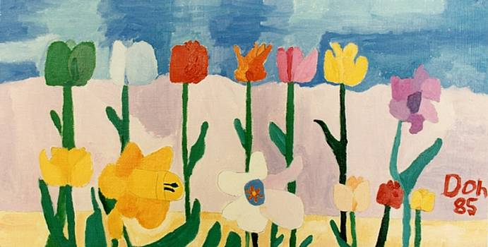 Flowers by Don Larison