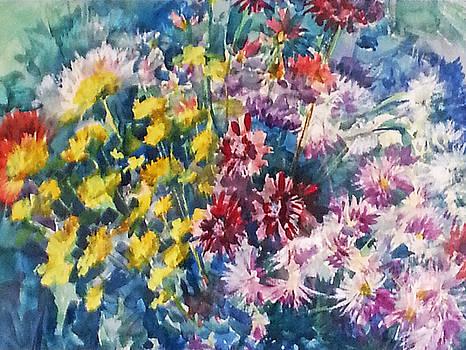 Flowers for Mom by  Svetlana Nassyrov