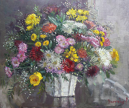 Ylli Haruni - Flowers for Viola