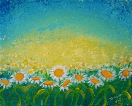 Flowers for you by Deyanira Harris