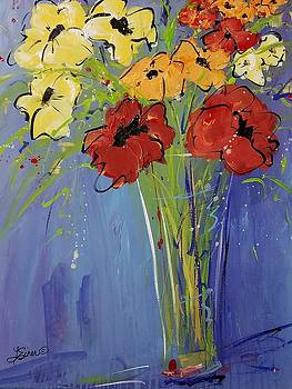 Flowers for You by Terri Einer