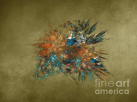 Justyna Jaszke JBJart - Flowers fractal art
