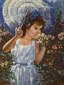 Flowers by Harvie Brown