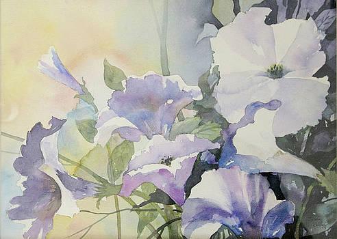 Flowers in the Sun by Jerry Kelley