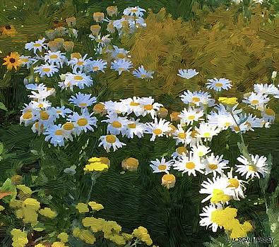 Flowers by J Morgan Massey