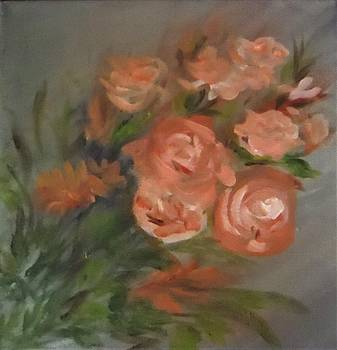 Flowers by Jacqueline Whitcomb