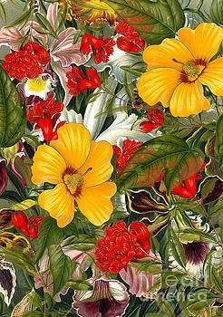 Justyna Jaszke JBJart - Flowers