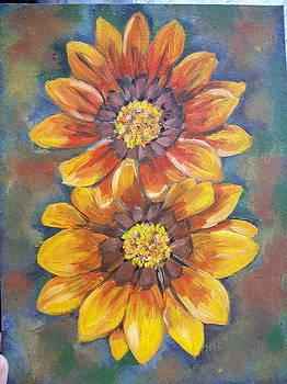 Flowers by Larisa M