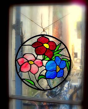 Flowers Made In Spain by Ted Hebbler
